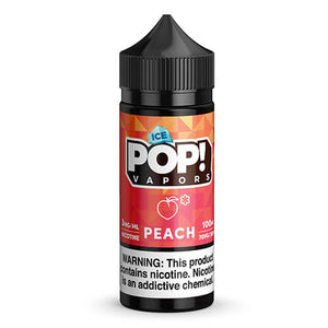 POP! Vapors Candy Iced - Peach Gummies