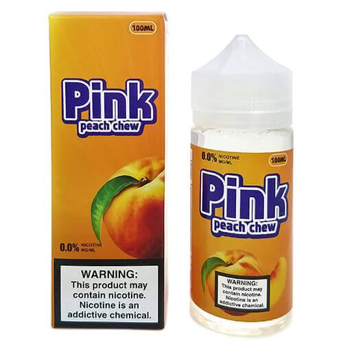 Royal Bishop eLiquid - PINK Peach Chew
