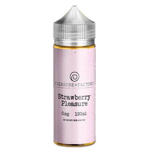 Pleasure Factory eJuice - Strawberry Pleasure