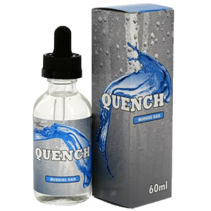 Quench E-Liquid - Morning Rain-eJuice-Quench-60ml-0mg-eJuices.com