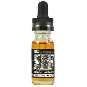 Rich & Famous E-Liquid - Blonde Bombshell-eJuice-Rich & Famous-15ml-0mg-eJuices.com