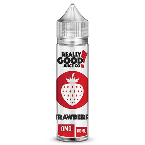 Really Good Juice Co. - Strawberry