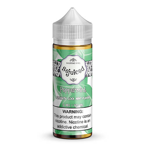Sejuiced Classic eJuice - Peppermint