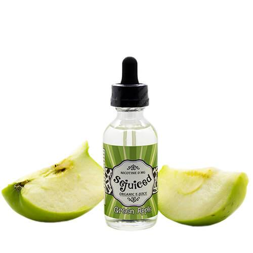 Sejuiced Classic eJuice - Green Apple