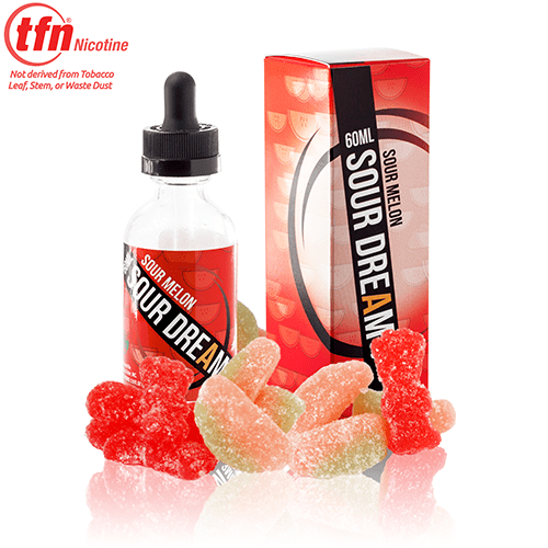 Sour Dream eLiquids - Melon-eJuice-Sour Dream-60ml-0mg-eJuices.com