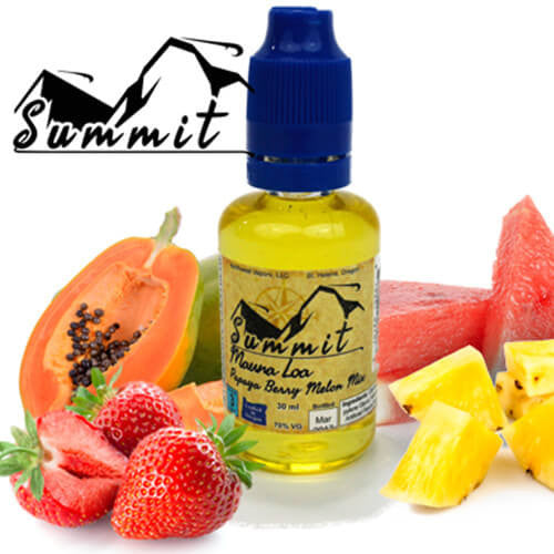 Summit - Mauna Loa-eJuice-Summit-30ml-0mg-eJuices.com