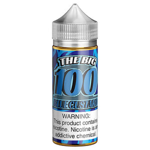 The Big 100 eJuice - Blueberry Custard