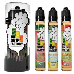 The Drip Factory E-Liquid - Collection