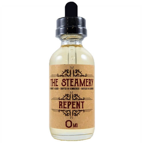 The Steamery Gourmet eLiquid - Repent-eJuice-The Steamery Gourmet eLiquid-60ml-0mg-eJuices.com