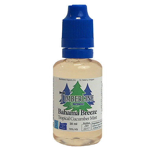 Timberline - Bahama Breeze-eJuice-Timberline-30ml-0mg-eJuices.com