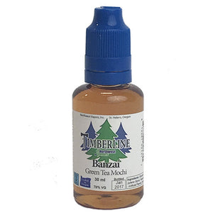 Timberline - Banzai-eJuice-Timberline-30ml-0mg-eJuices.com
