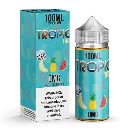 Tropic 100 by Tailored Vapors - Tropic 100 Ice