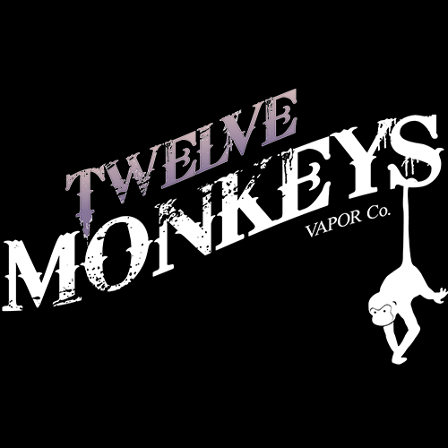 Twelve Monkeys Vapor - Congo Cream