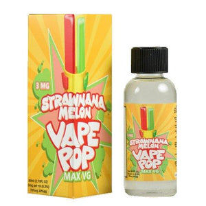Vape Pop E-Liquid - Strawnana Melon