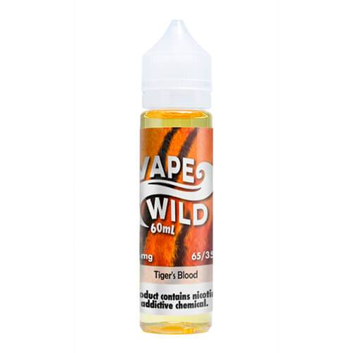 VapeWild eJuice - Tiger's Blood