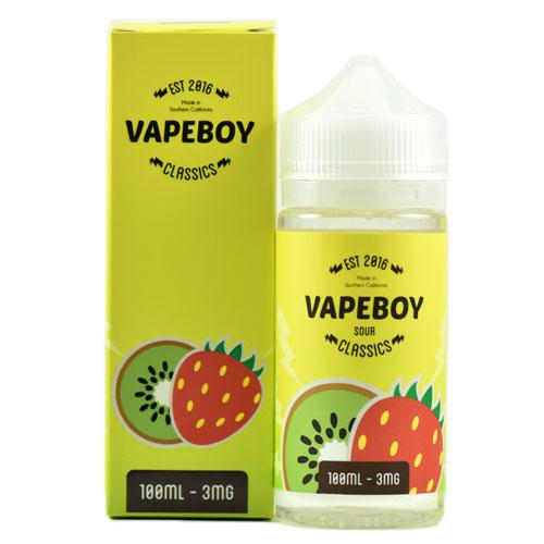 Vapeboy Classics eJuice - For The Win