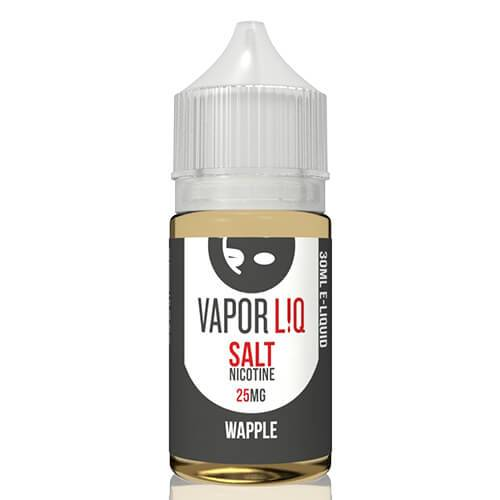 Vaporliq Salts eJuice - Wapple
