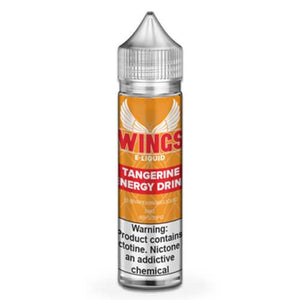 Wings E-Liquid - Tangerine Energy Drink