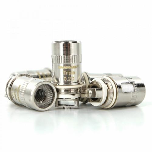 Wismec Triple Coil For Amor Mini / Elabo / Reux / Vicino 0.2ohm (5 Pack)