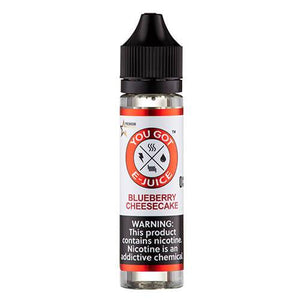 You Got E-Juice - Blueberry Cheesecake