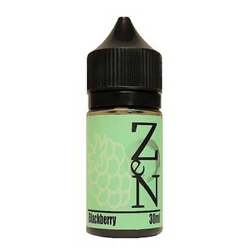 Zen by Thunderhead Vapor - Blackberry eJuice