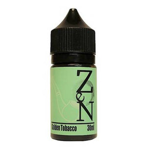 Zen by Thunderhead Vapor - Golden Tobacco eJuice