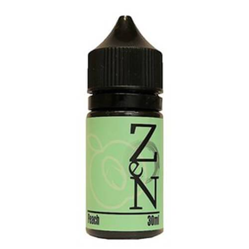 Zen by Thunderhead Vapor - Peach eJuice