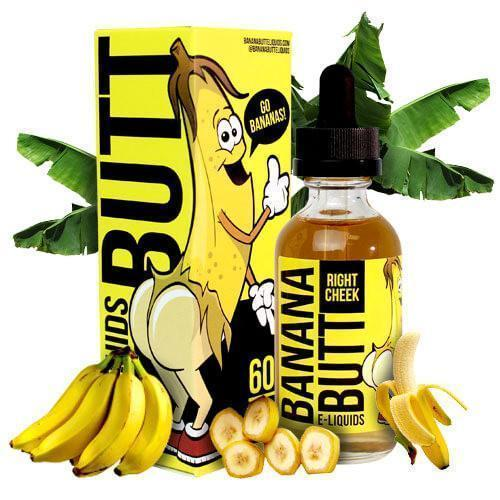 Banana Butt E-Liquid - Right Cheek