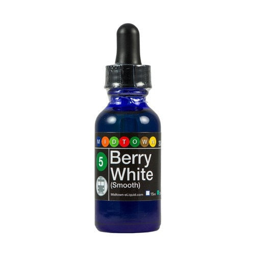 Midtown eLiquid - Berry White-eJuice-Midtown-30ml-0mg-eJuices.com