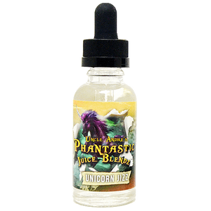 Uncle Andre's Phantastic Juice Blendz - Unicorn Jizz-eJuice-Uncle Andre's Phantastic Juice Blendz-30ml-0mg-eJuices.com