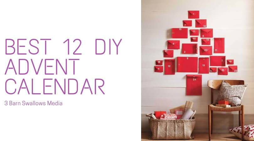 12 Best DIY Advent Calendars