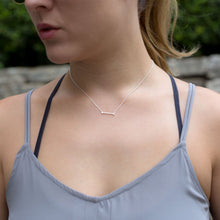 "16"" + 2"" Arrow Design Necklace at 3 Barn Swallows, $35"