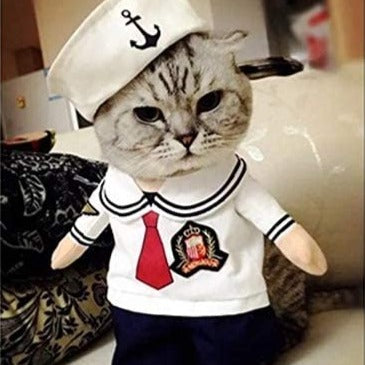 PIXRIY Cat - Dog Sailor Uniform - MASS Wholesalers