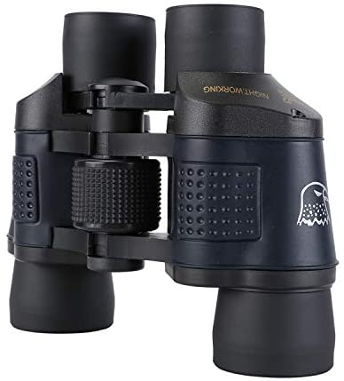 MOOCi Adult Binoculars, 10x50 high Magnification high Definition Suitable for Outdoor Travel, Bird Watching - MASS Wholesalers
