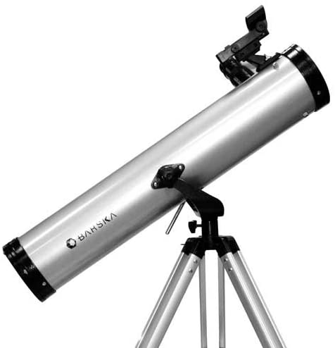 BARSKA 525 Power 70076 Starwatcher Reflector Telescope - MASS Wholesalers