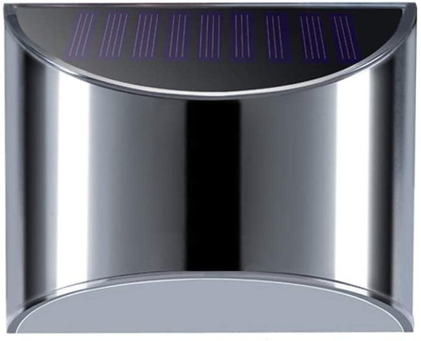 Maysak Stainless Steel Solar Wall Light Waterproof Motion Sensing Lamp for Outdoor (Motion Sensor) - MASS Wholesalers