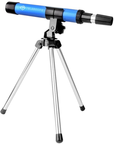 Telescope Kids Educational Science-30AZ Refractor Scope-Portable Small Telescope Tripod - MASS Wholesalers