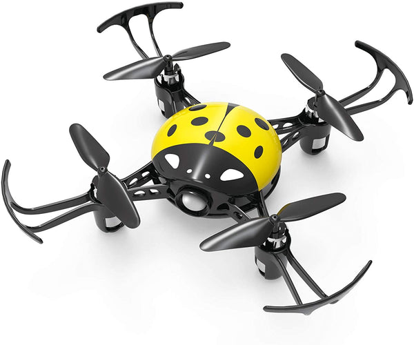 Cheerwing X27 RC Mini Drone for Kids 3D Flips Nano Quadcopter with Auto Hovering Headless Mode - MASS Wholesalers