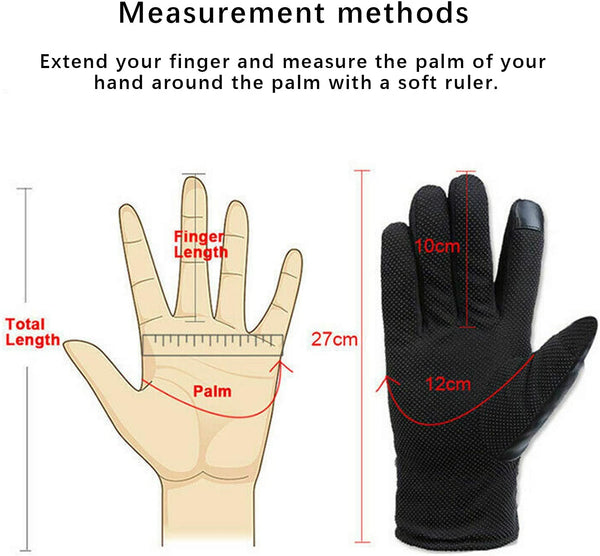 sportuli USB Heated Gloves, Electric Hand Warmer Winter Heating Gloves, Men Women Thermal Heated Gloves for Motorcycle, Working, Cycling, Fishing - MASS Wholesalers