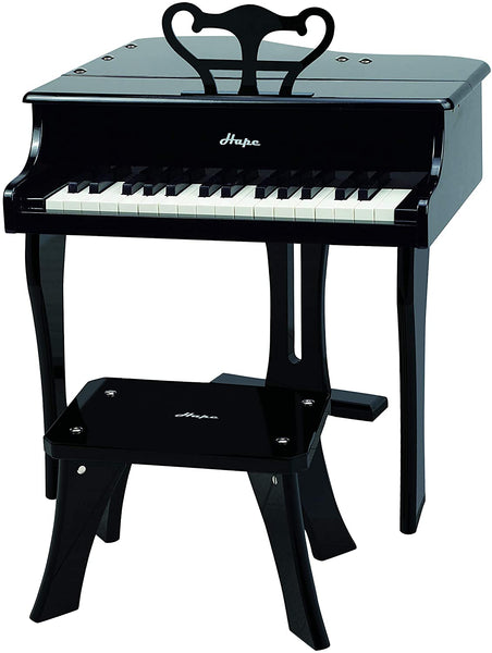 Miniature Wooden Musical Grand Piano Set - MASS Wholesalers