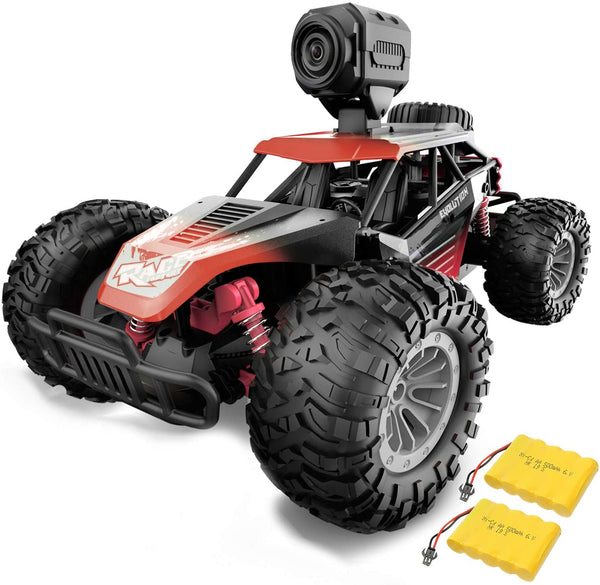 Gizmovine Waterproof RC High Speed Racing Off-Road Monster Trucks - MASS Wholesalers
