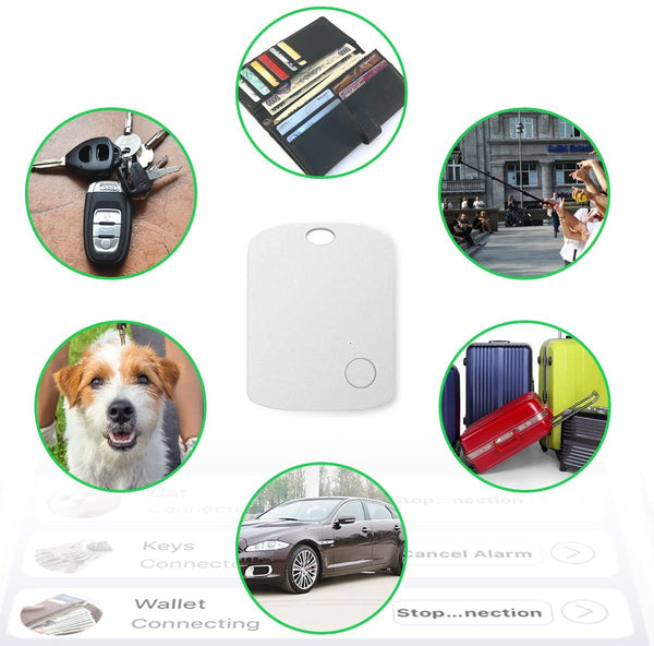 Key Finder, CC-Show Wireless GPS Phone Locator, Smart Wallet Tracker - MASS Wholesalers