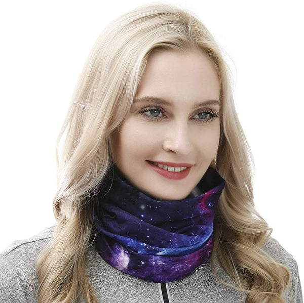 Oriflame Unisex Face Mask Bandanas Neck Gaiter Headwear Headband Reusable Breathable Washable Scarf Balaclava for Outdoor Motorcycle - MASS Wholesalers