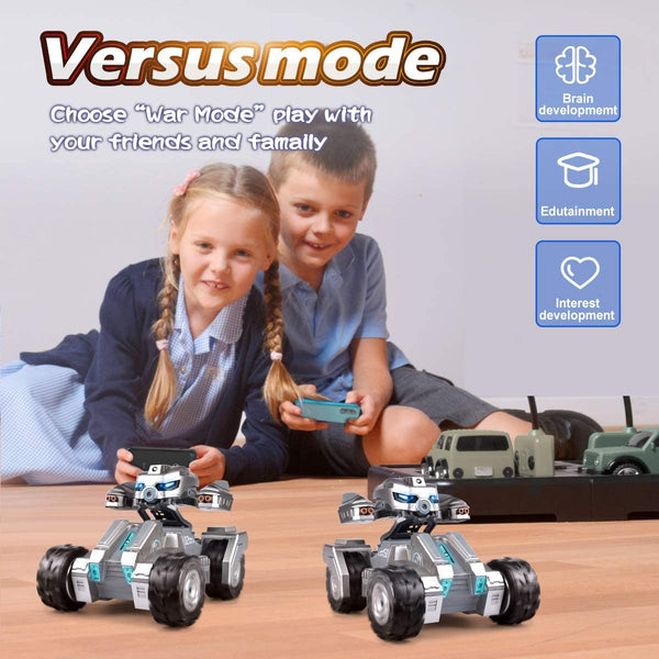 720P HD FPV Camera, 1/18 Scale Off-Road Remote Control Vehicle, Gravity Sensor - MASS Wholesalers