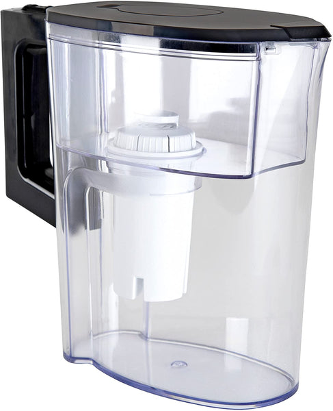 Vitapur VWD2588BL 6 Cup Filtration water pitcher, Pack of 1, Clear - MASS Wholesalers
