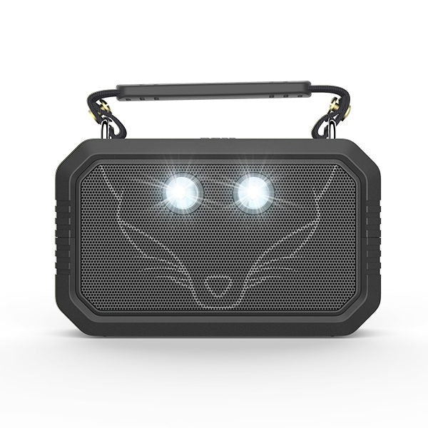 DOSS Traveller Outdoor Bluetooth V4.0 Speaker Waterproof IPX6 Portable Wireless Speakers 20W Stereo Bass Speaker - MASS Wholesalers