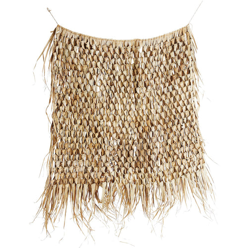 Madam Stoltz Seagrass Wall Hanging from Souk Collective UK