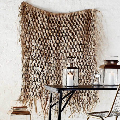 Sea Grass Wall Hanging