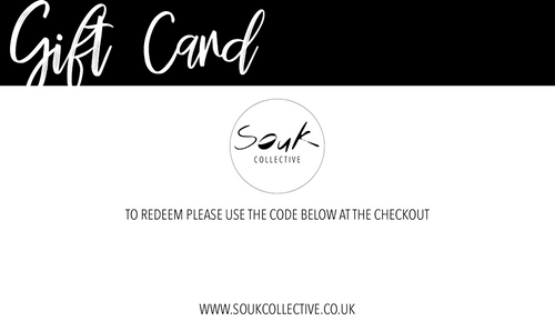 Souk Collective Gift Card