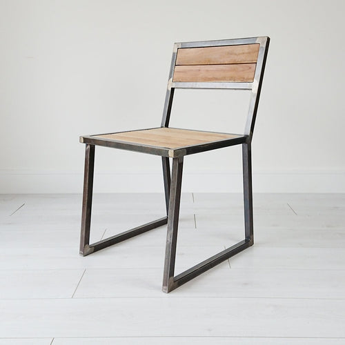 Tribeca Industrial Dining Chair from Souk Collective